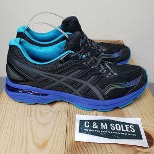 Asics GT-2000 5 Lite Show Reflective Black Blue